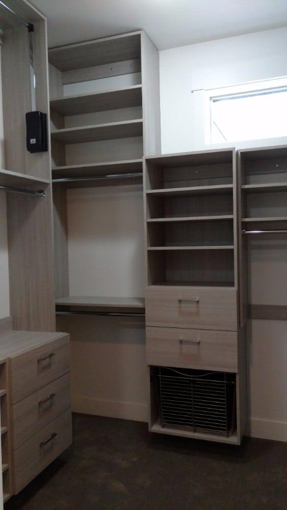 custom closets in Coeur D'Alene
